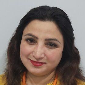 Dr Syeda Tausif